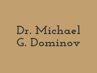 Dr. Michael G. Dominov
