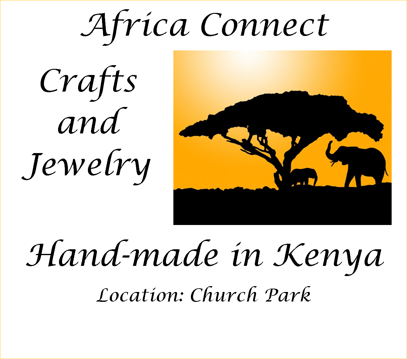 Africa Connect Crafts and Jewelry