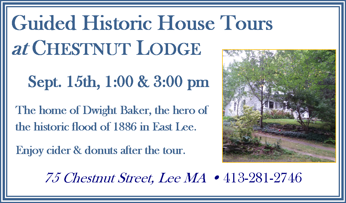 Guided Historic House Tours