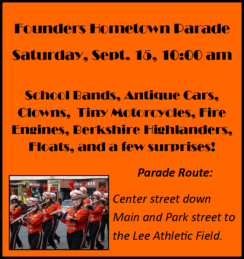 Founders Hometown Parade