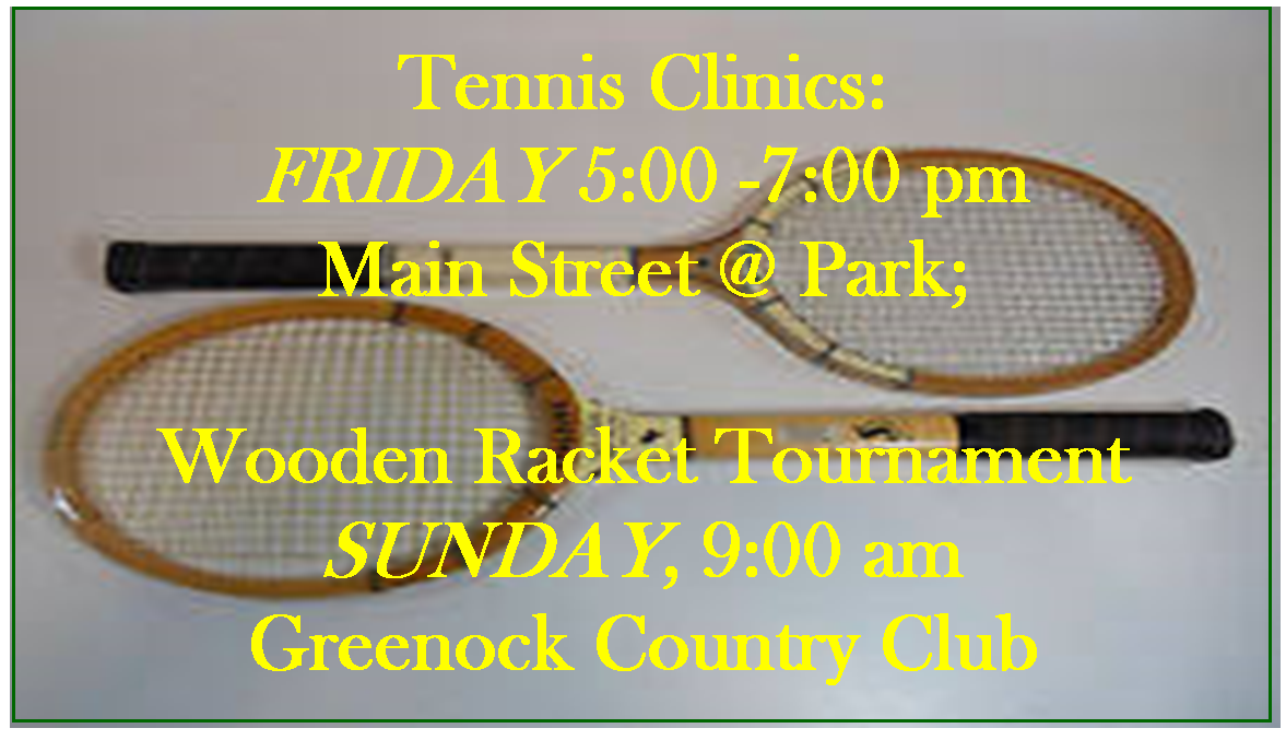 CTA Tennis Clinics