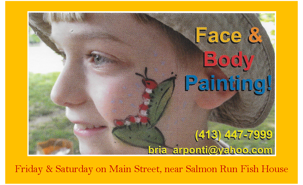 Face and Body Painting by Barb Arponti
